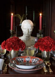 Carolyne Roehm Flower Arrangements