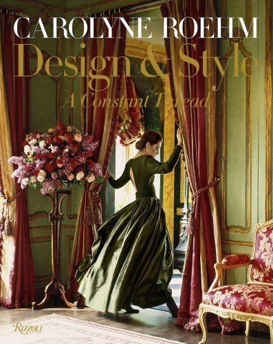 Carolyne Roehm Design & Study Cover