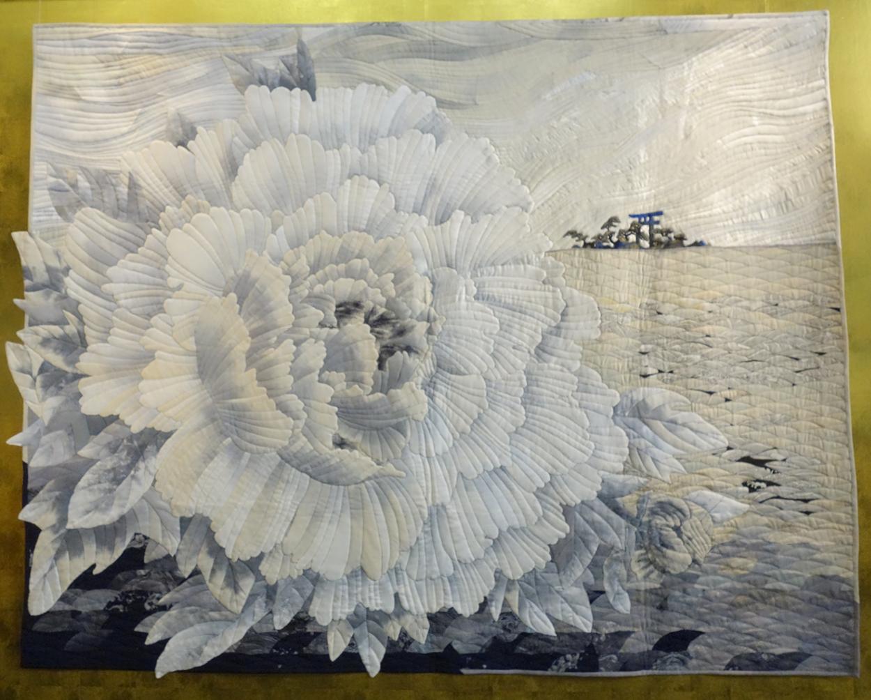 Okan Arts Photo fo White Flower
