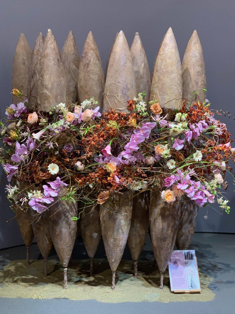 England's Laura Leong Philadelphia Flower Show