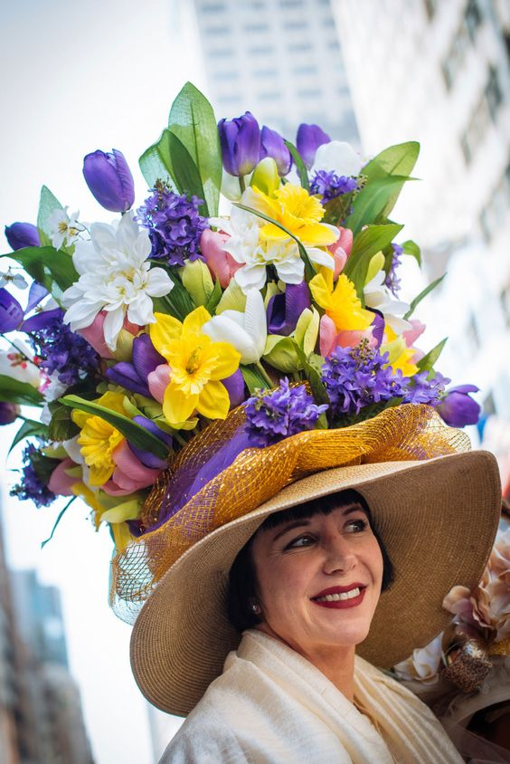 New York Magazine Easter Bonnet