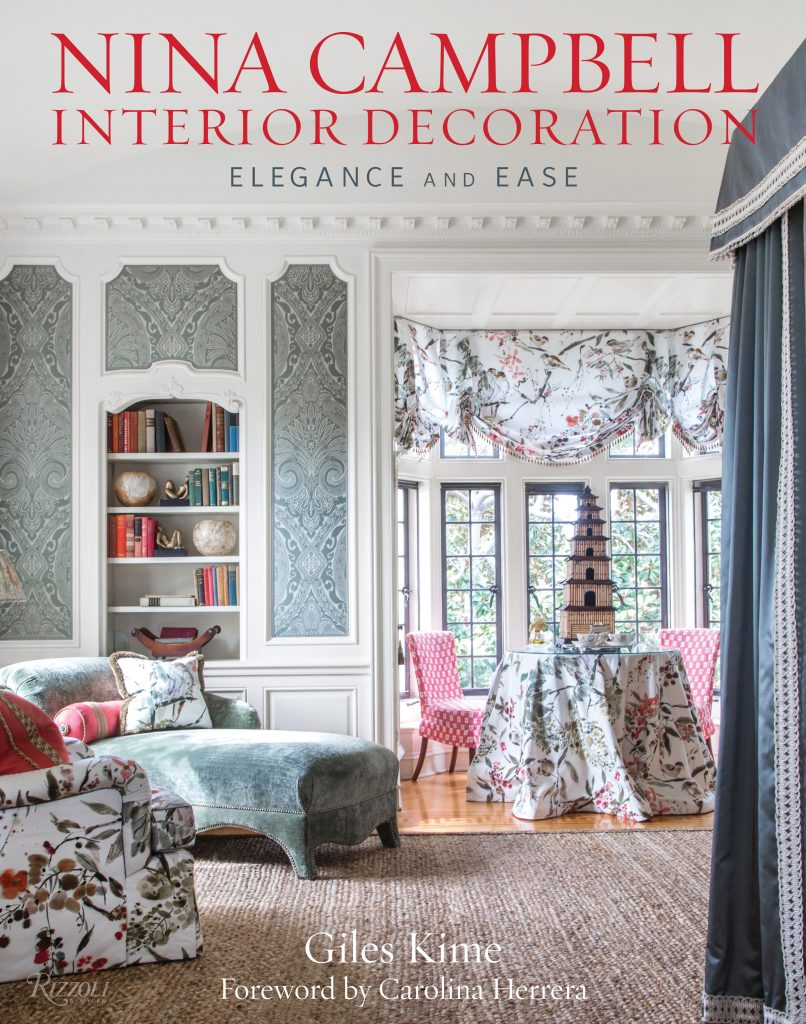 Nina Campbell: Interior Decorating Elegance and Ease