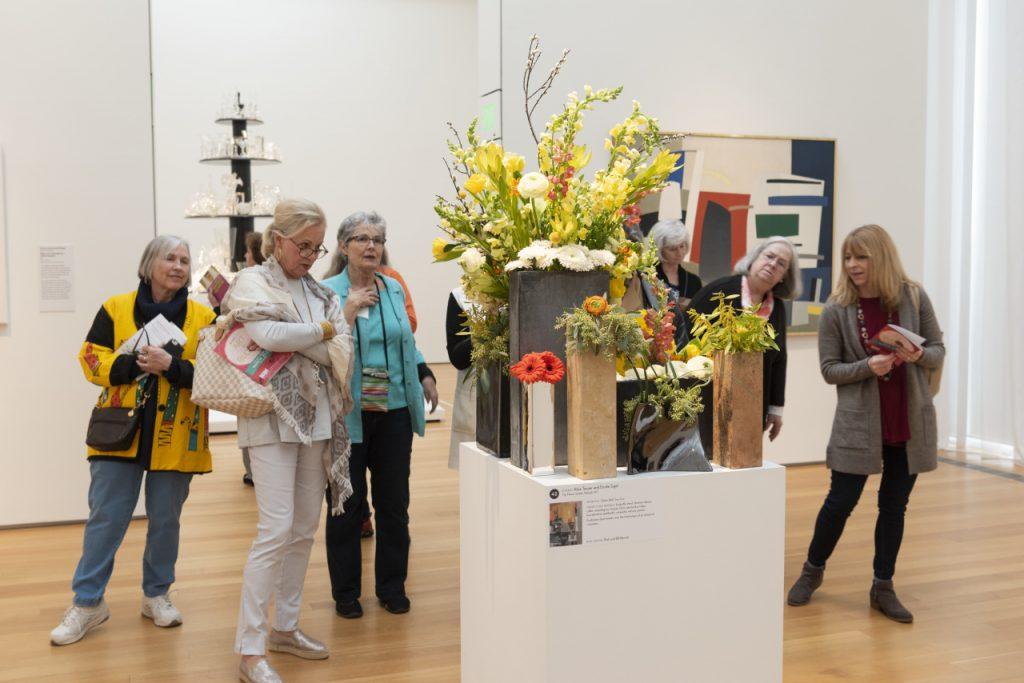 Art Floral Display