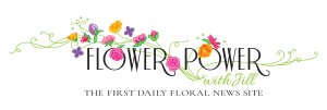 Flower Power With Jill Oval Logo