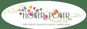 Flower Power With Jill Oval Logo