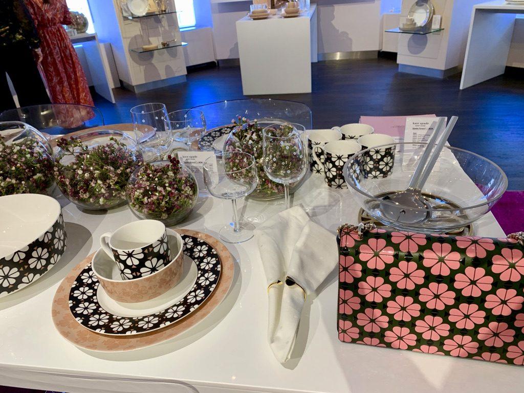 Lennox Floral Tableware
