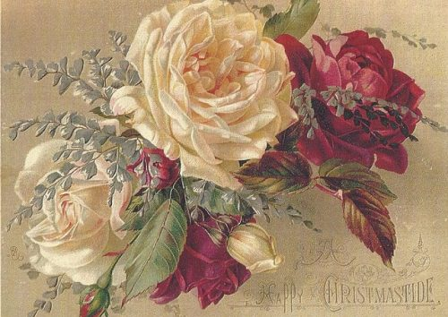 Roses In Victorian Times