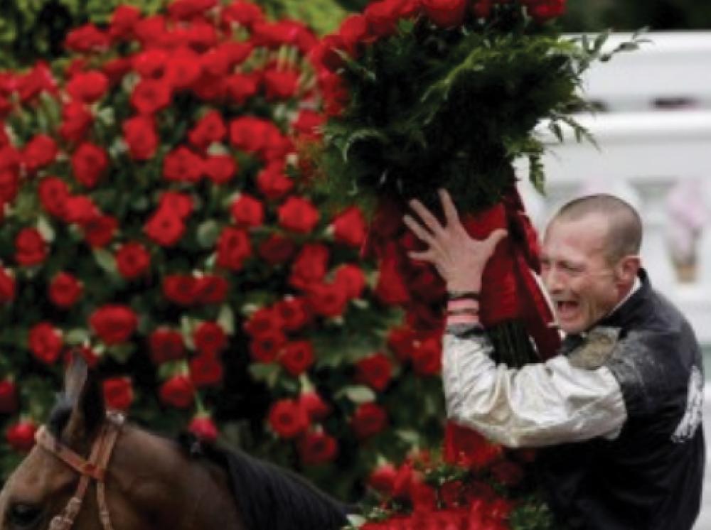 Kentucky Derby Calvin-Borel