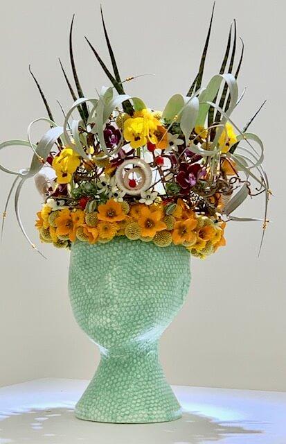 Florist Emma Keeler Chelsea Flower Show 2019