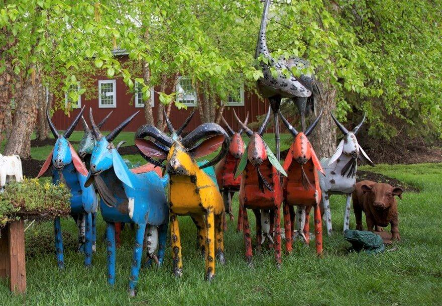 Trade Secrets Sale garden antiques