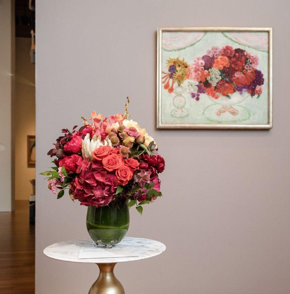 Florine Stettheimer Still Life with Flowers