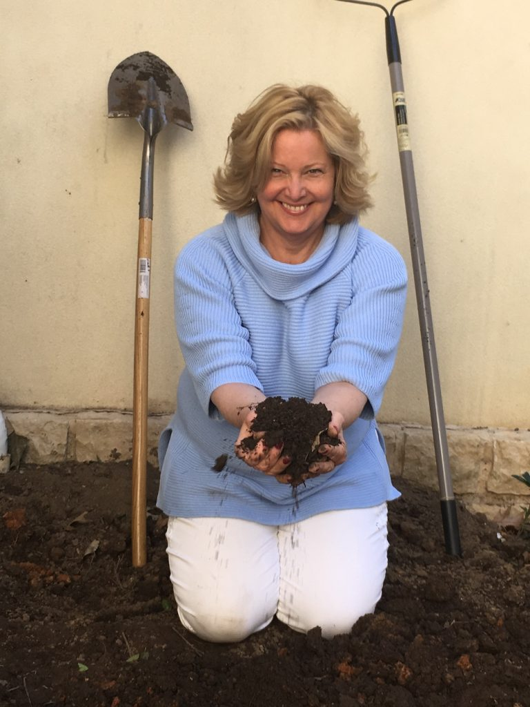 Liz Taggart at Amba Farms