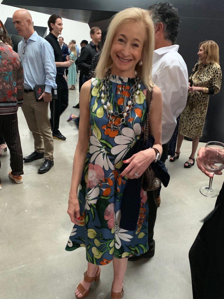 Bold Floral Patterned Dress