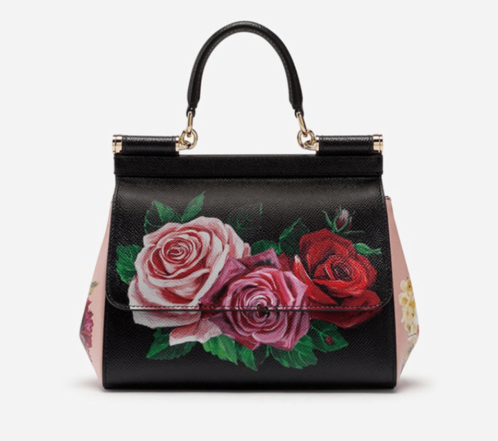 Dolce & Gabbana's Small Sicily Bag