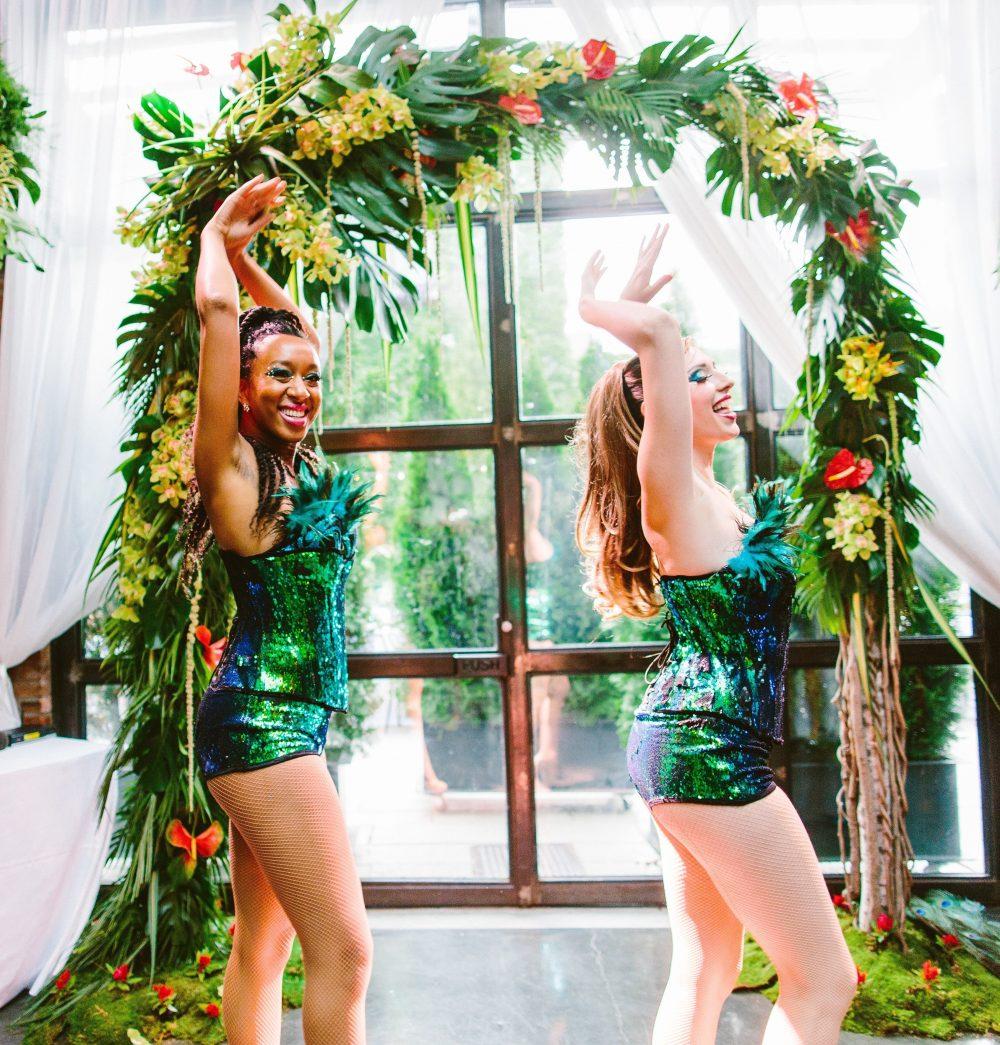 Floresta Floral Event Design And Dancers