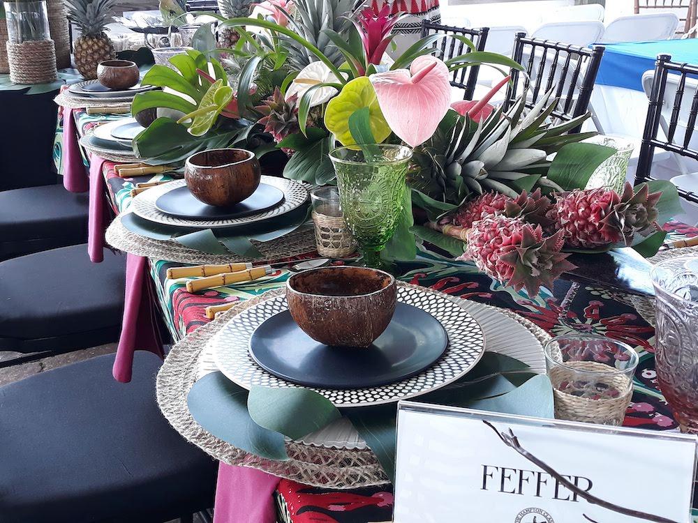 Deana Hanson & Joanna Feffer's Amagansett Flowers by Beth