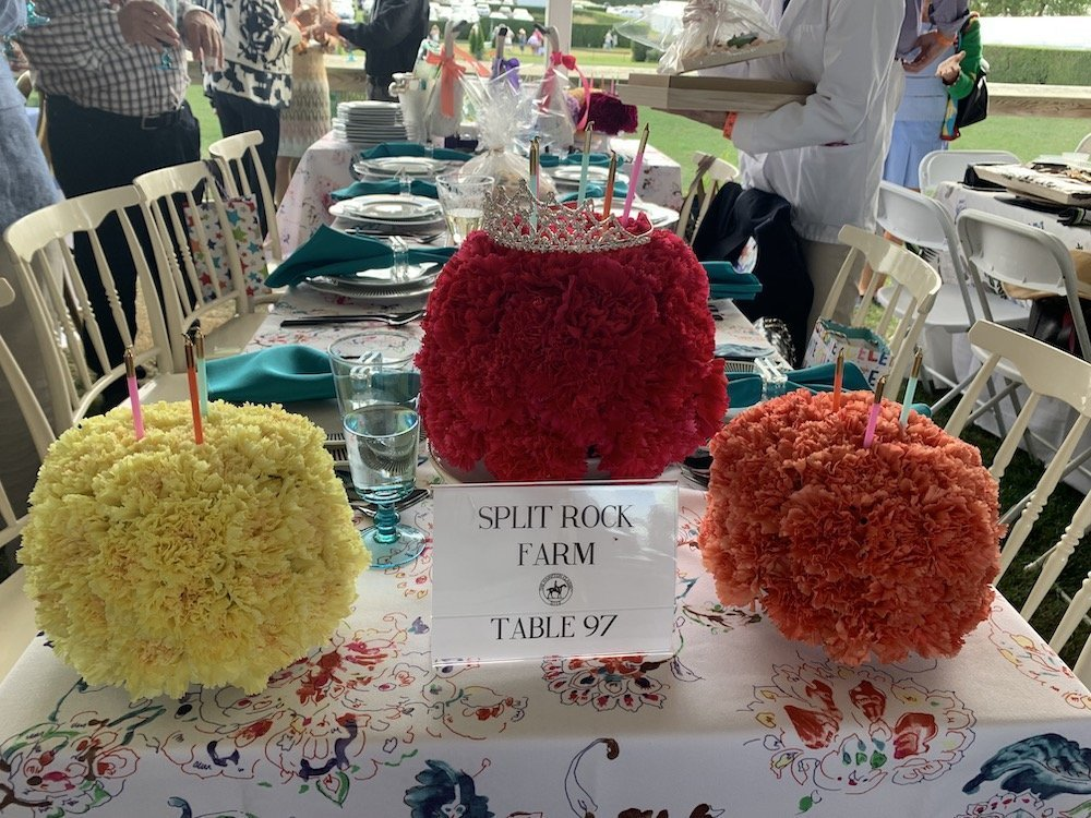 Split Rock Farm Hampton Classic Table Setting