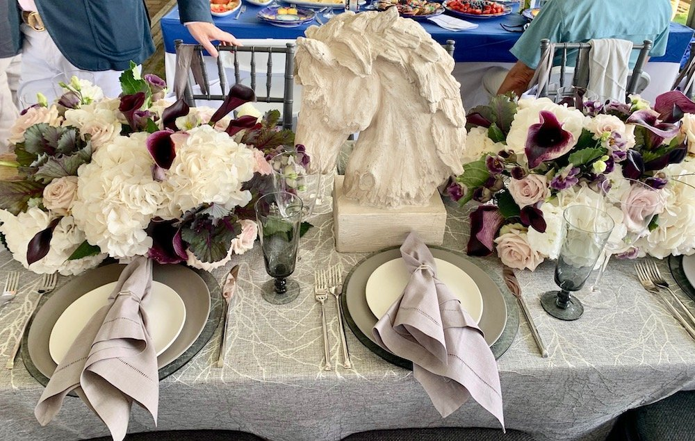Sotheby's Hampton Classic Table Setting