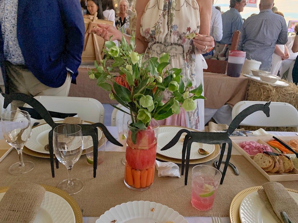 Tammi Capazzi Hampton Classic Table Setting