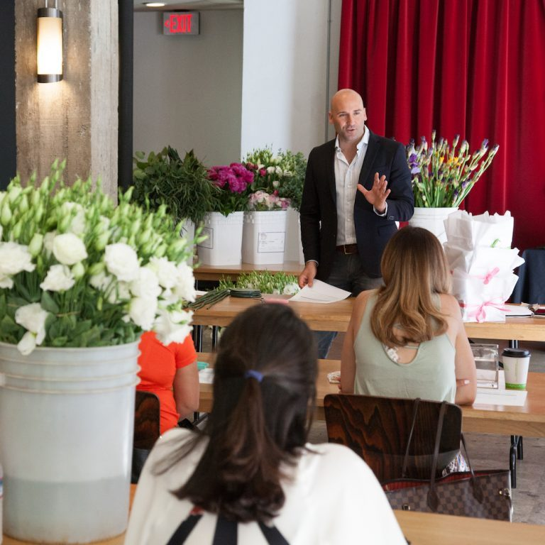 A Course in Flower Arranging